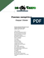 Stieler, Kaspar - Poemas Vampiricos