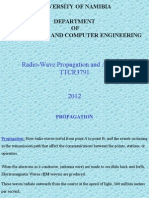 Radio Wave Propagation 2 Ppt