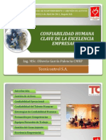 14. Confiabilidad Humana Clave de La Excel en CIA Industrial_ppt_OGP 2011