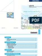 Electrograph LCD TV Manual (318100001000)