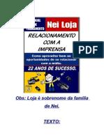 Nei Loja Manual Do Midia Training 2010