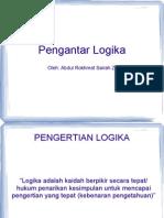 Pengantar Logika