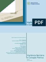 CARTILHA VIG SANITÁRIA E LICITAÇÕES PÚBLICAS