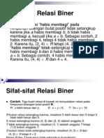 2.Relasi