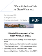 1 Us Clean Water Act
