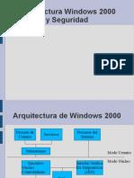Arquitectura Windows 2000