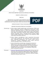 Peraturan Menteri Keuangan Nomor 51/PMK.02/2012 tentang Perubahan atas Peraturan Menteri Keuangan Nomor 132/PMK.02/2010 tentang Indeks dalam Rangka Penghitungan Penetapan Tarif Pelayanan PNBP Pada Badan Pertanahan Nasional Republik Indonesia
