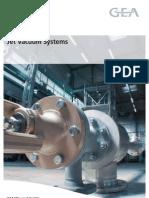 P105e-Jet Vacuum Systems