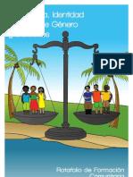 Rotafolio Genero- Autoestima Identidad de Genero y Derechos