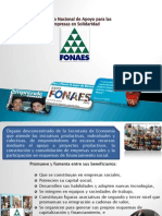 Fuentes de financiamiento (1)