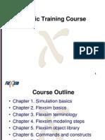 Flexsim Basic Course