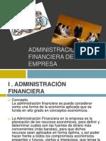 Administración financiera de la empresa tema 4