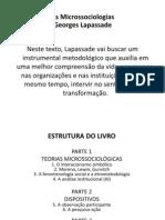 As Microssociologias