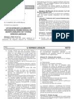 Ley 29849 Eliminacion Progresiva Del Cas