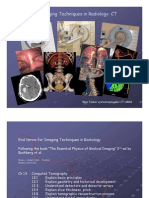 BMT 2012 Clinical CT Applications