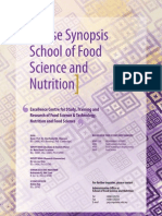 04 School of Food Science and Nutrition