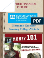 SOS Nursing Money Mgt Training