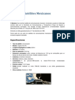 Satélites Mexicanos