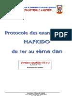 12_Hapkido_Protocole_examen