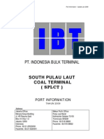 IBT Port Information 2009