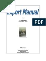 Export Manual