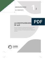 01 La constitucion española (1)