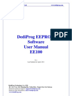 EE100 User Manual v 1.1