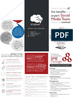 Social Media Engagement Package from Schematiq