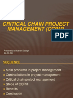 Critical Chain Project Management Final