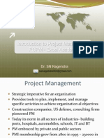 Introduction to Project Management (2)