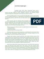 Proposal Seminar Kesehatan Lingkungan