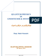 Quantum Physics in Islamic Gnosticism and Mysticism With Special Reference to Teachings of Syed Muhammad Noorbakhsh