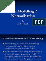 Data Modelling 2
