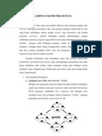 Tugas-jaringan Komunikasi Data