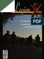 REVISTA TERCIOS Y APOYOS LA LEGIÓN 516