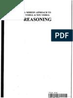 Verbal and Non Verbal Reasoning by r s Agarwal