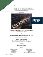 Glencore - emtn1111