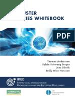The Cluster Policies Withebook (Eng)/ El Libro Blanco de las Politicas Cluster (Ing)/ Kluster Politiken Liburu Zuria (Ing)
