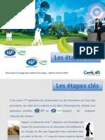 Etapes Cls de La Certification 54