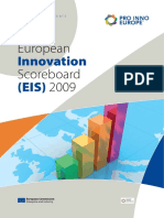 European Innovation Scoreboard(EIS) 2009(Eng)/ Marcador de la Innovación europea 2009(Ing)/ Europako Berrikuntzaren adierazgailua 2009(Ing)