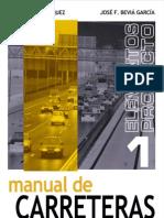 Manual de Carreteras 01