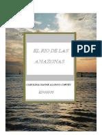 EL RÍO DE LAS AMAZONAS