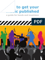 Music Publishing Guide