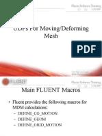 MDM-udfs