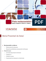 4 Piata Restaurantelor Din Romania FSIF 20081
