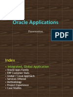 Oracle Apps