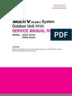 Multi v PLUS2 - Service Manual
