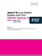 Multi V Plus2 Service Manual Air Conditioning Power Inverter