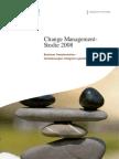 Change Management-Studie 2008