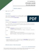 Oferta Servicii Web Ordea Mar Tie 2012
